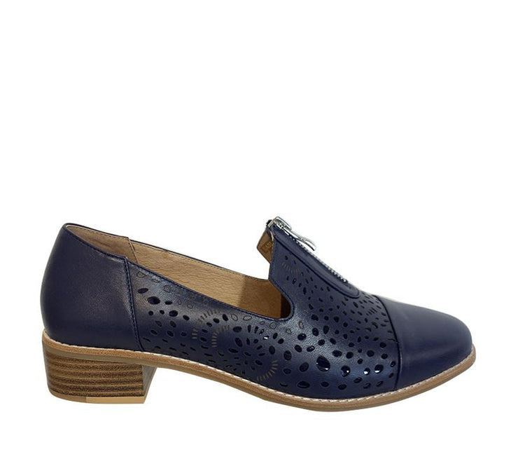 Bresley Abigail Navy - Collectiveoutlet