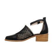 BRESLEY ABJECT BLACK - Collective Shoes