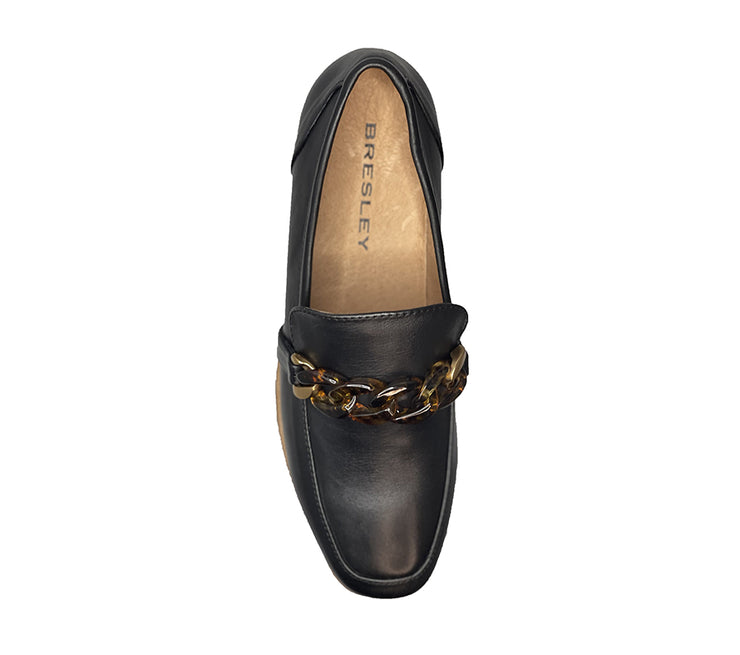 BRESLEY STEIN BLACK - Collective Shoes