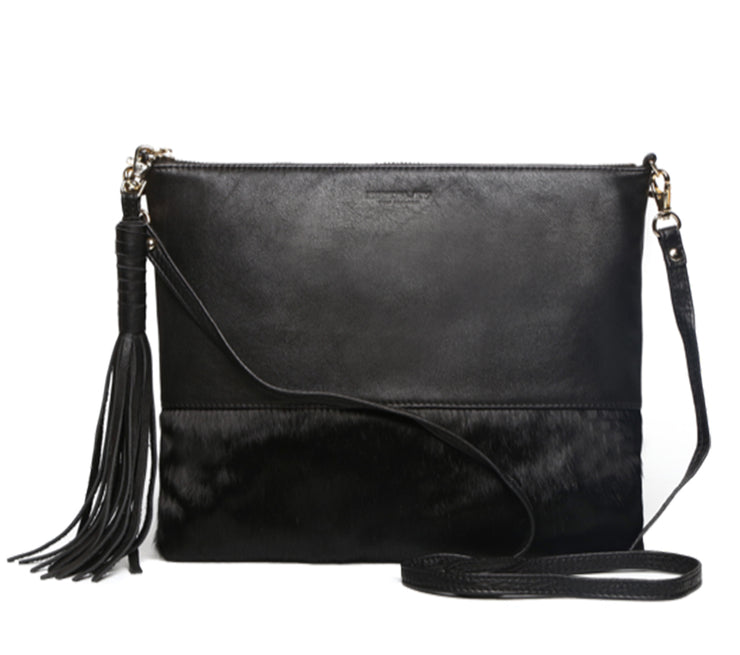 CAMPBELL & CO CINDY BLACK PONY - Collectiveoutlet