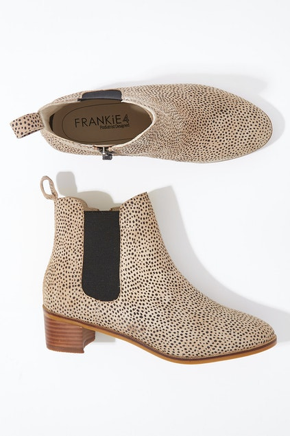 FRANKIE4 RACH LEOPARD - Collectiveoutlet