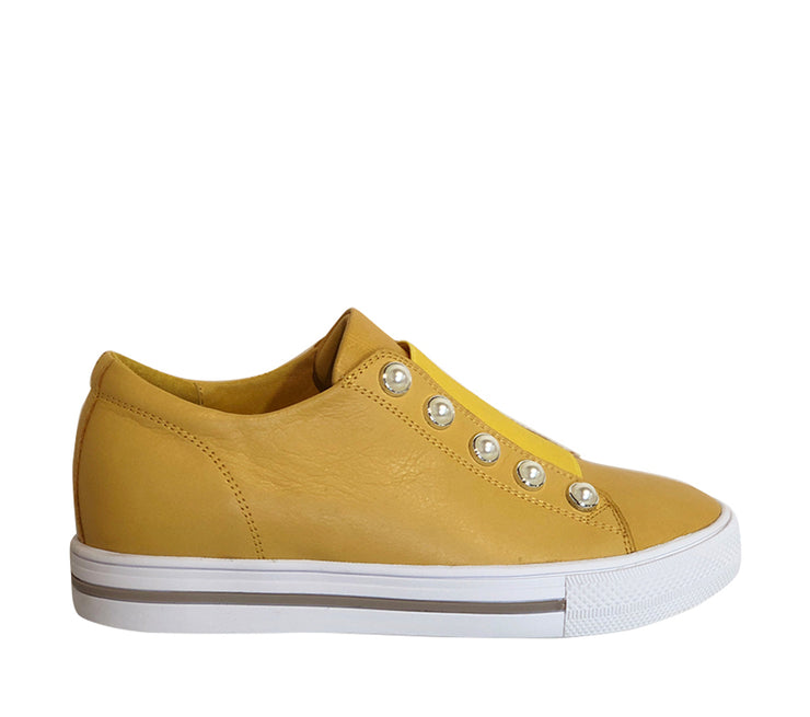 GELATO KYRO MUSTARD - Collective Shoes