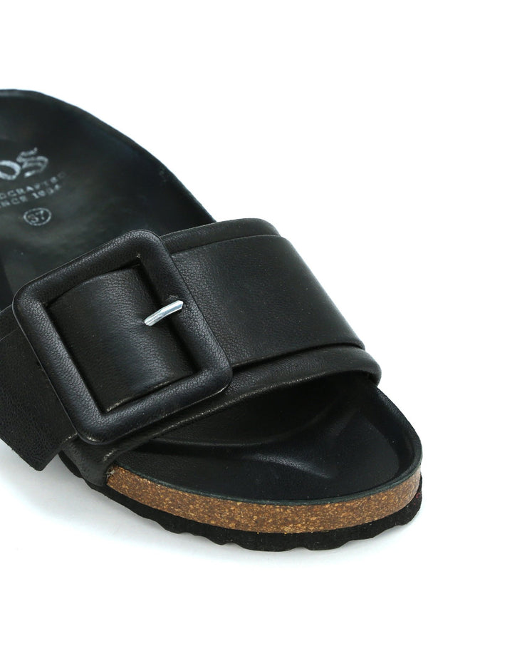 EOS GINGER BLACK - Collective Shoes