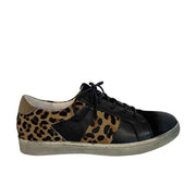 Gelato Grace Black/Leopard - Collective Shoes