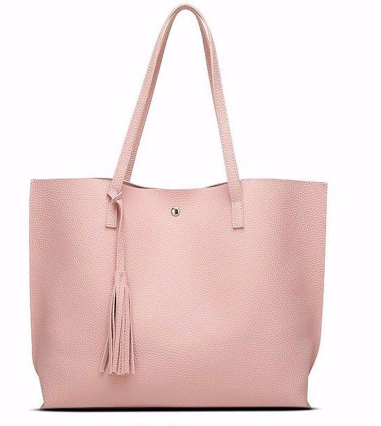 Blush Handbag - Collectiveoutlet
