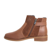 ZIERA SKYLAH DARK TAN - Collectiveoutlet