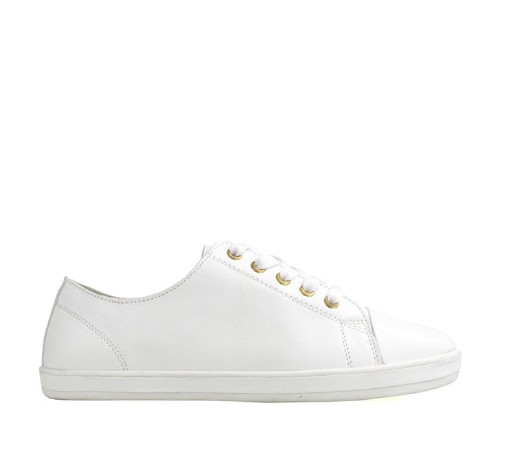 ALFIE & EVIE Greenie White - Collective Shoes