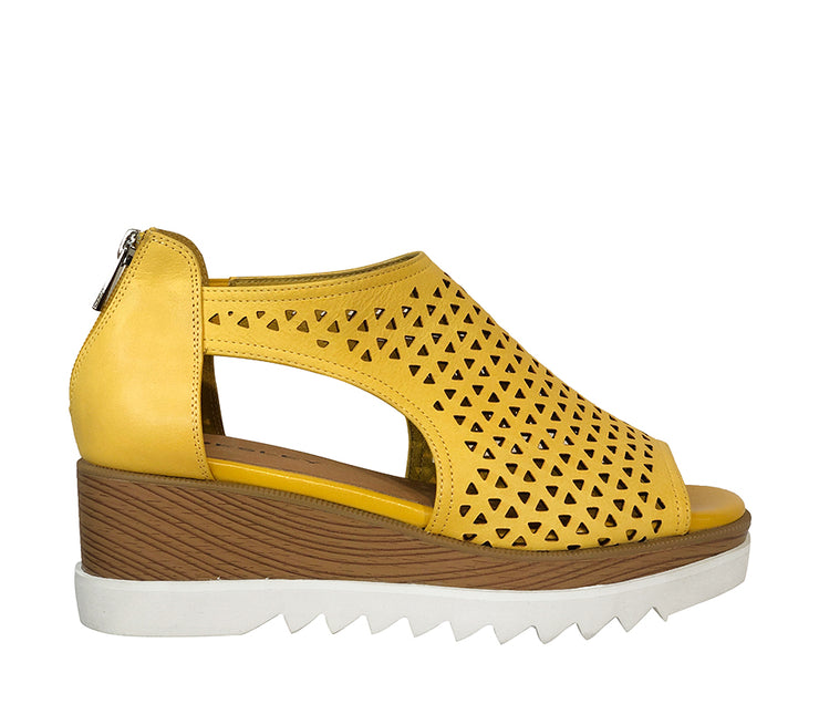 BRESLEY SWAN YELLOW - Collectiveoutlet