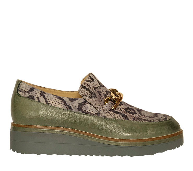 PERSONAL GREEN LEOPARD - Collectiveoutlet