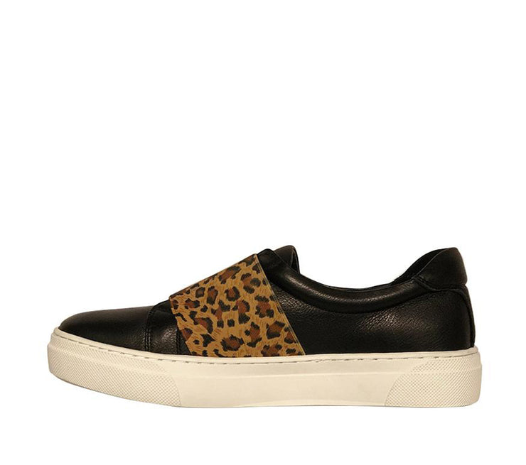 COCO ICE BLACK / LEOPARD - Collectiveoutlet