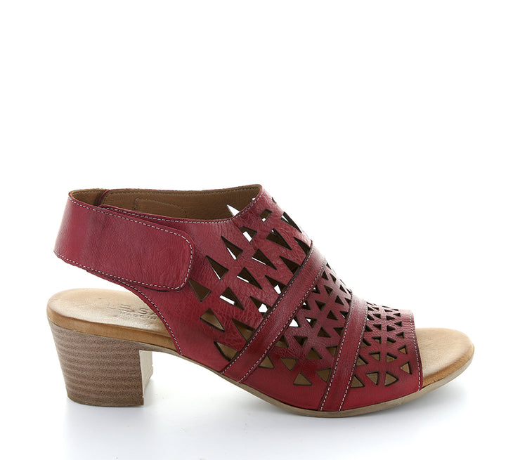 Lora Red - Collectiveoutlet