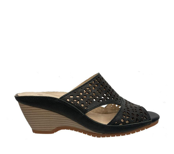 MISS CHLOE 2708-8 BLACK - Collectiveoutlet