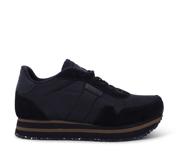 WODEN Nora II PLATEAU BLACK - Collectiveoutlet