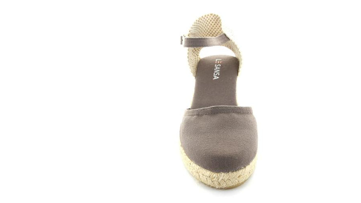 Poppy Taupe Canvas - Collectiveoutlet