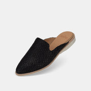 ROLLIE MADISON MULE BLACK GEO - Collectiveoutlet