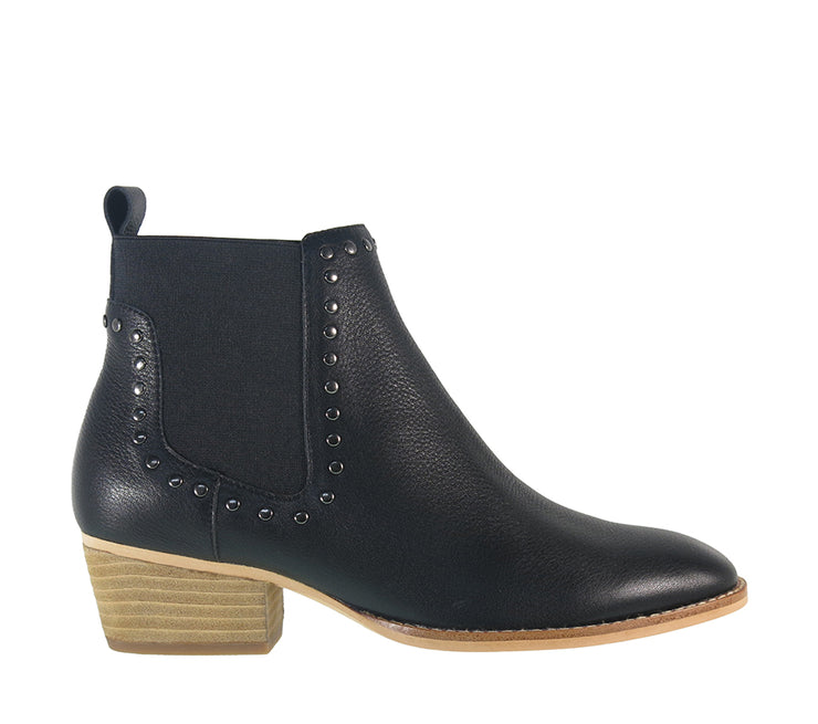 BELLE SCARPE ROSALICE BLACK - Collective Shoes