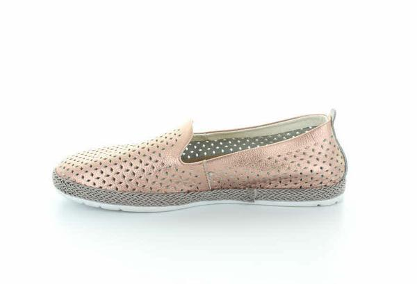 Remi Rose Gold - Collective Shoes