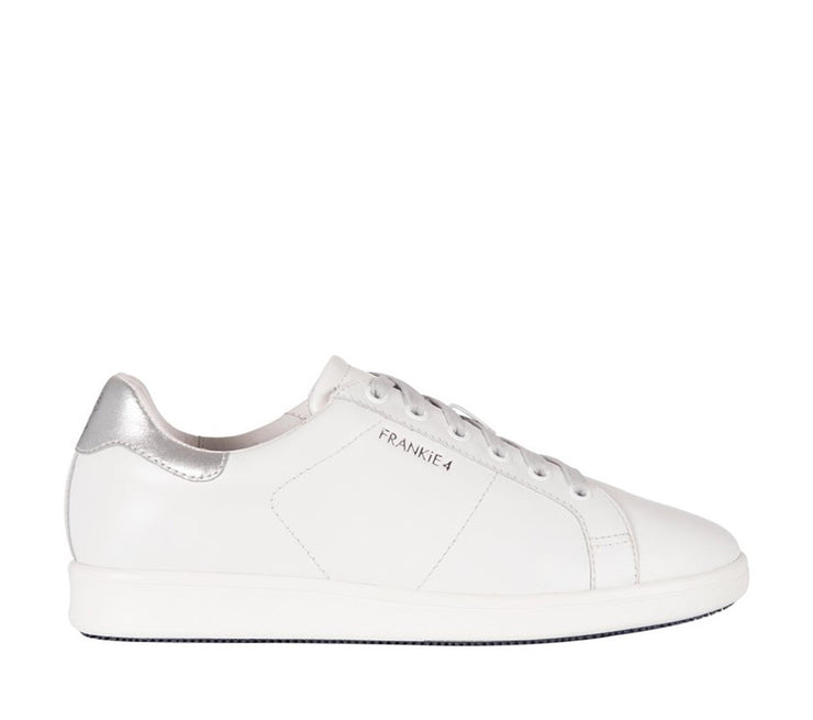 FRANKiE4 JACKiE II WHITE/SILVER - Collectiveoutlet