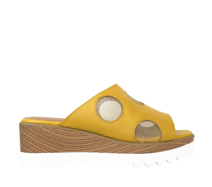 BRESLEY SIMBA MUSTARD - Collective Shoes