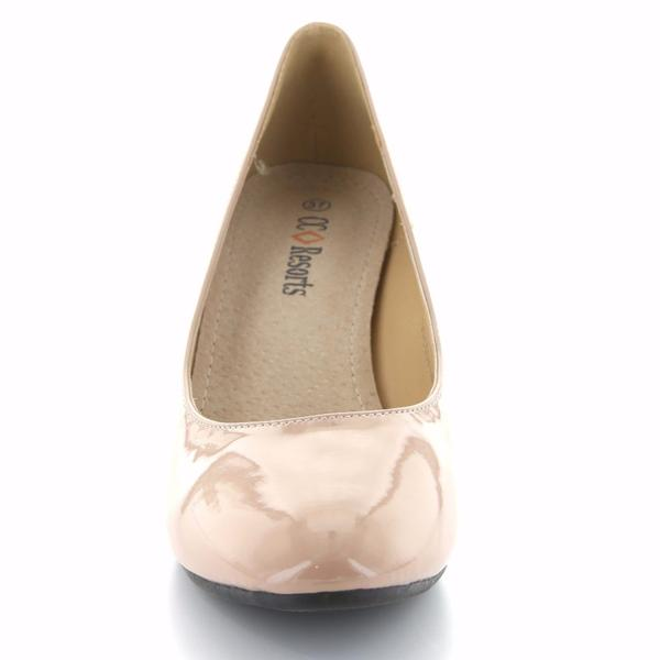 Victoria Nude Patent - Collectiveoutlet
