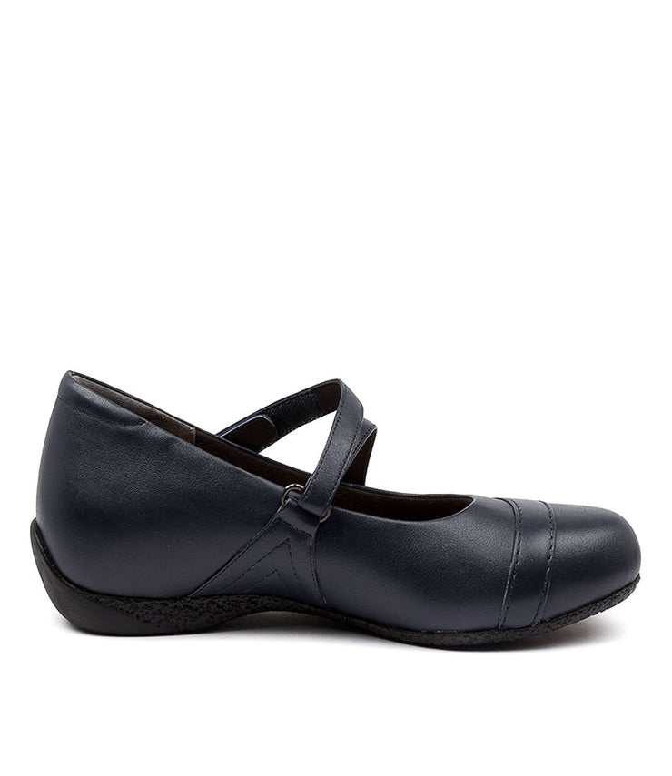 ZIERA XRAY W NAVY - Collective Shoes