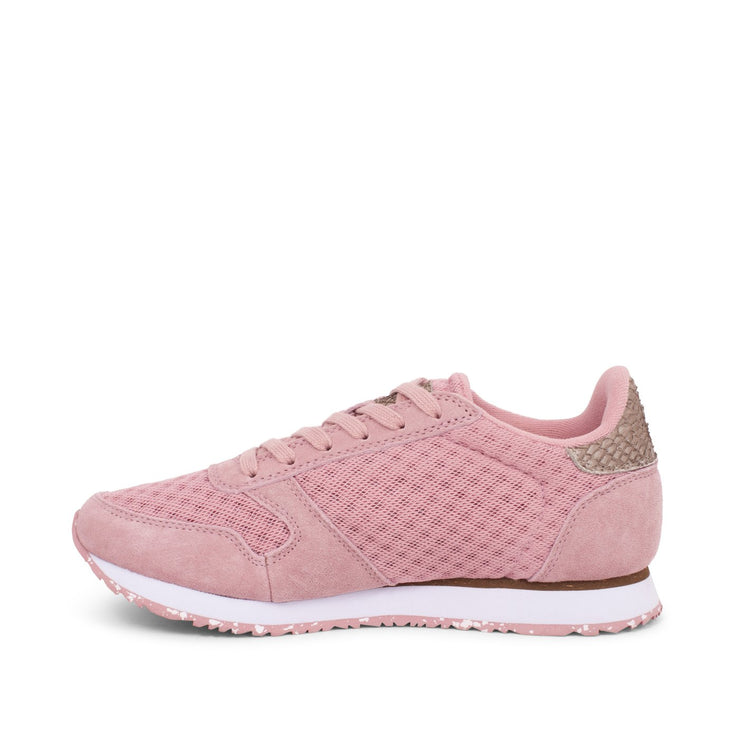 WODEN YDUN SUEDE MESH II - SOFT PINK - Collective Shoes