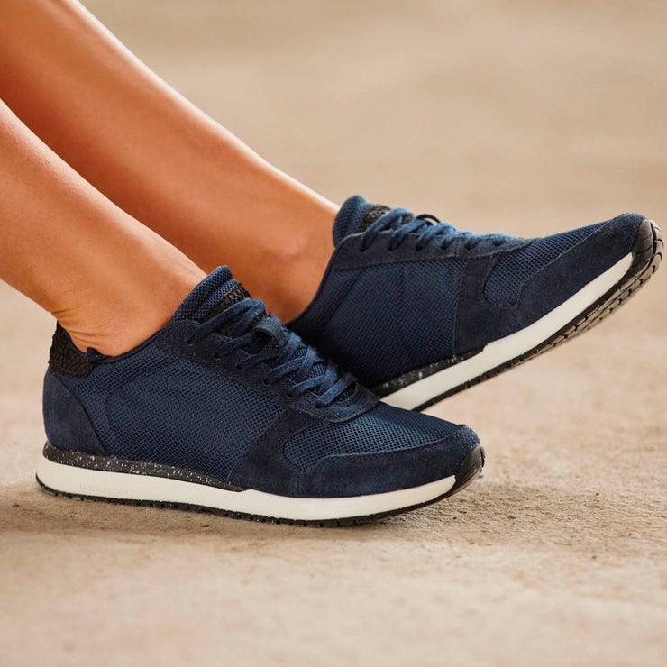 WODEN YDUN FIFTY NAVY - Collective Shoes