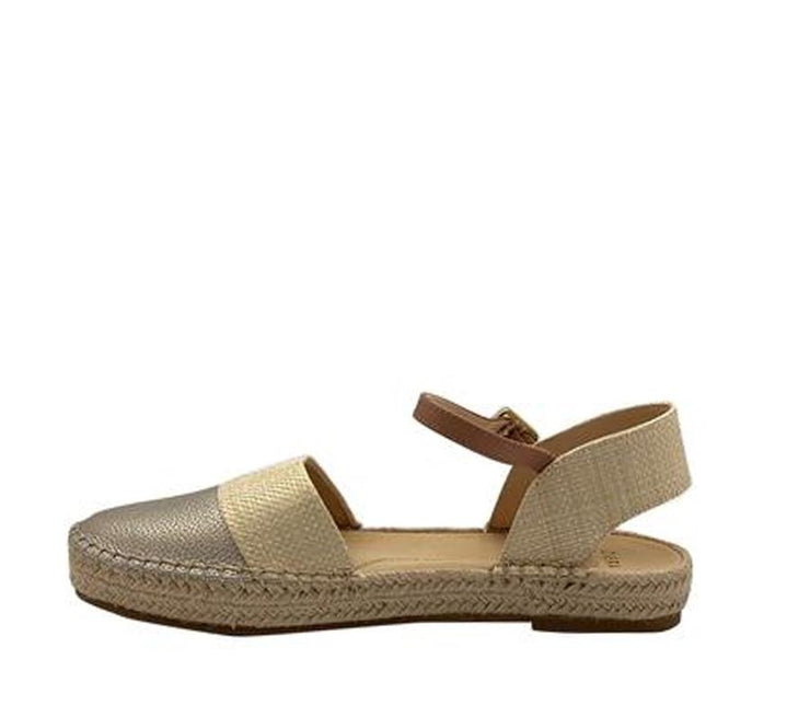 ZIERA ASHLEY GOLD TAN Cream - Collectiveoutlet