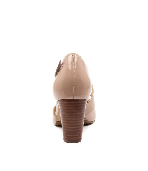 ZIERA TRULY SEASHELL PATENT - Collectiveoutlet