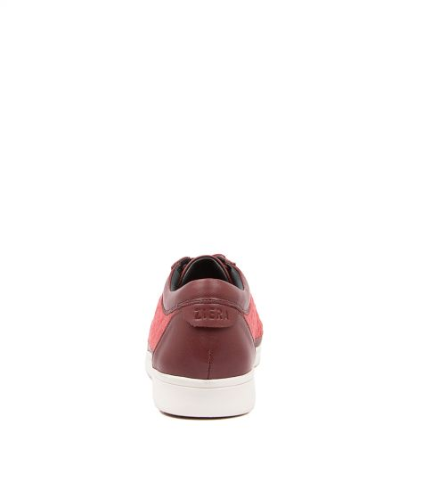 ZIERA DORIA DARK RED - Collectiveoutlet