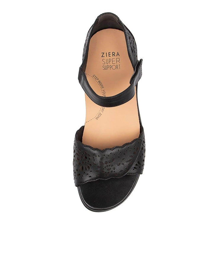 ZIERA DUSTY W BLACK