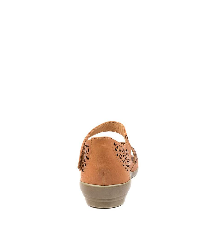 ZIERA DUSTY W TAN - Collectiveoutlet