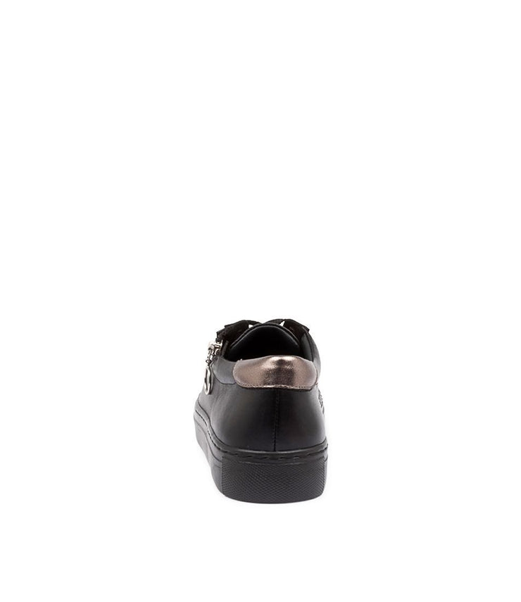 ZIERA PAMELA XF BLACK/PEWTER - Collectiveoutlet