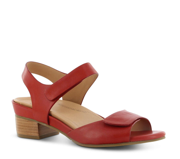 ZIERA AVA RED - Collectiveoutlet