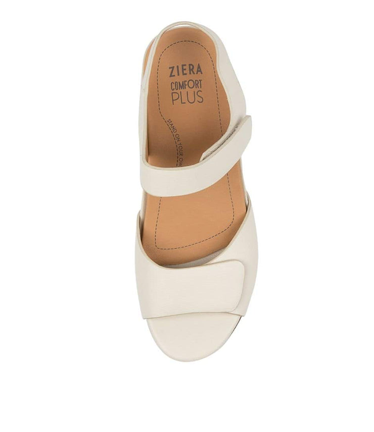 ZIERA AVA XW OFF WHITE - Collective Shoes
