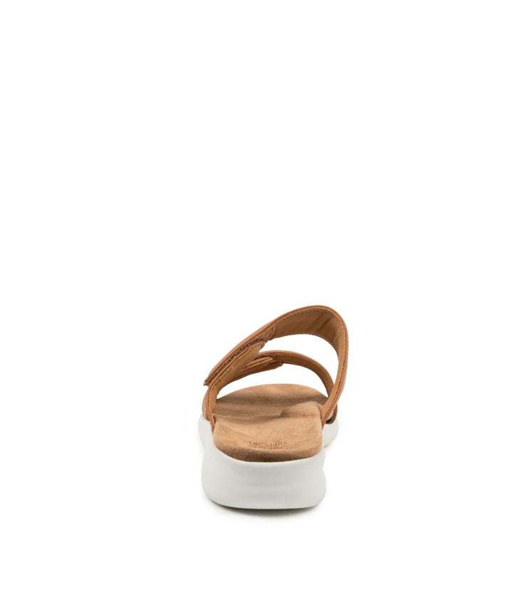 ZIERA BARBRA XW TAN WHITESOLE - Collectiveoutlet