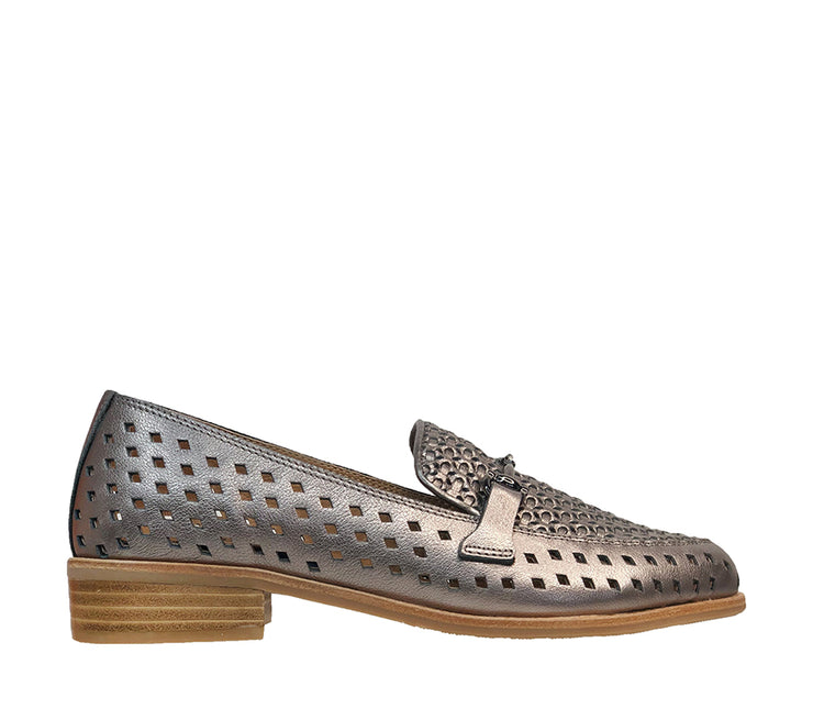 BRESLEY ALCANE SPRING PEWTER - Collective Shoes