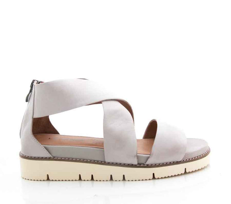LE SANSA BROOKLYN SILVER GREY - Collective Shoes