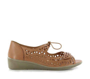 ZIERA DANAE LIGHT TAN - Collectiveoutlet