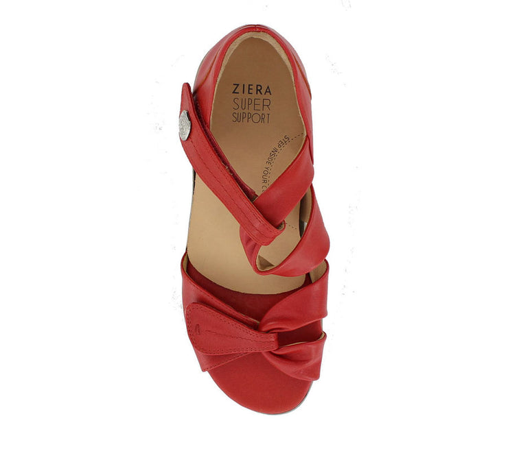 ZIERA DOXIE RED - Collectiveoutlet