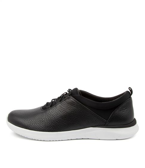 ZIERA FOX XF BLACK WHITE SOLE - Collectiveoutlet
