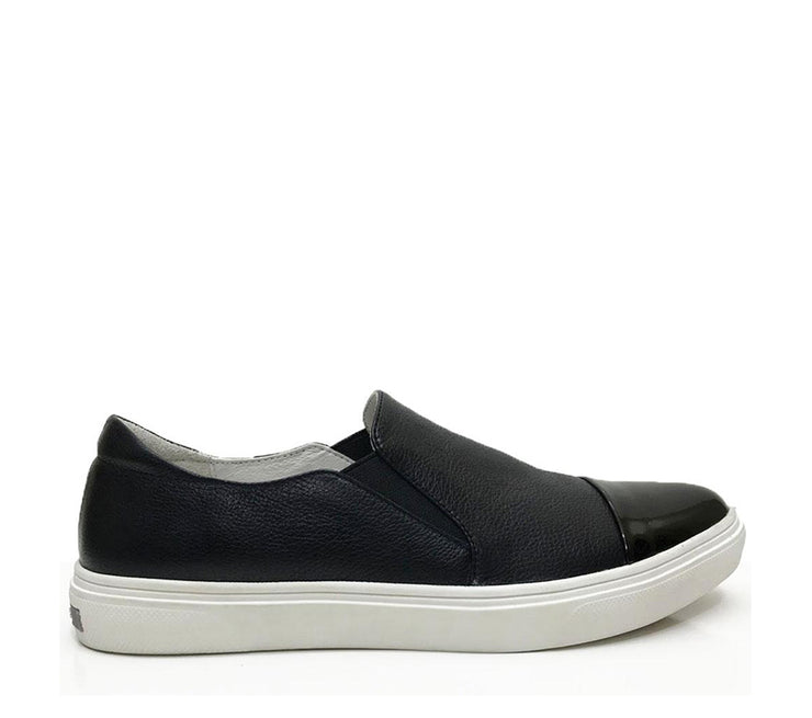 GELATO ICECAP BLACK PAT - Collective Shoes