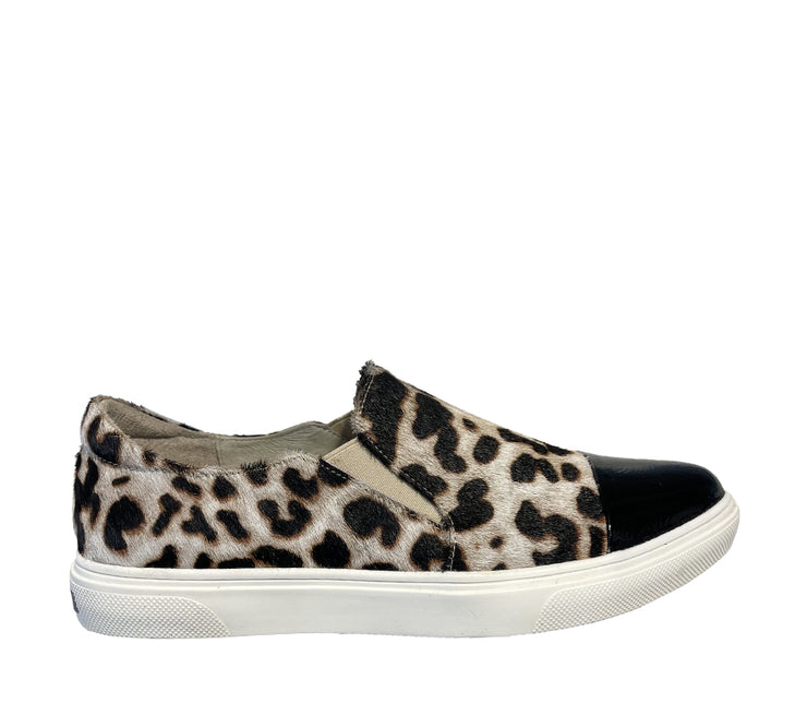 GELATO ICECAP CREAM LEOPARD - Collective Shoes