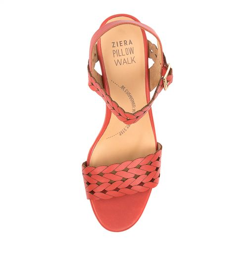 ZIERA KIPTON RED - Collectiveoutlet