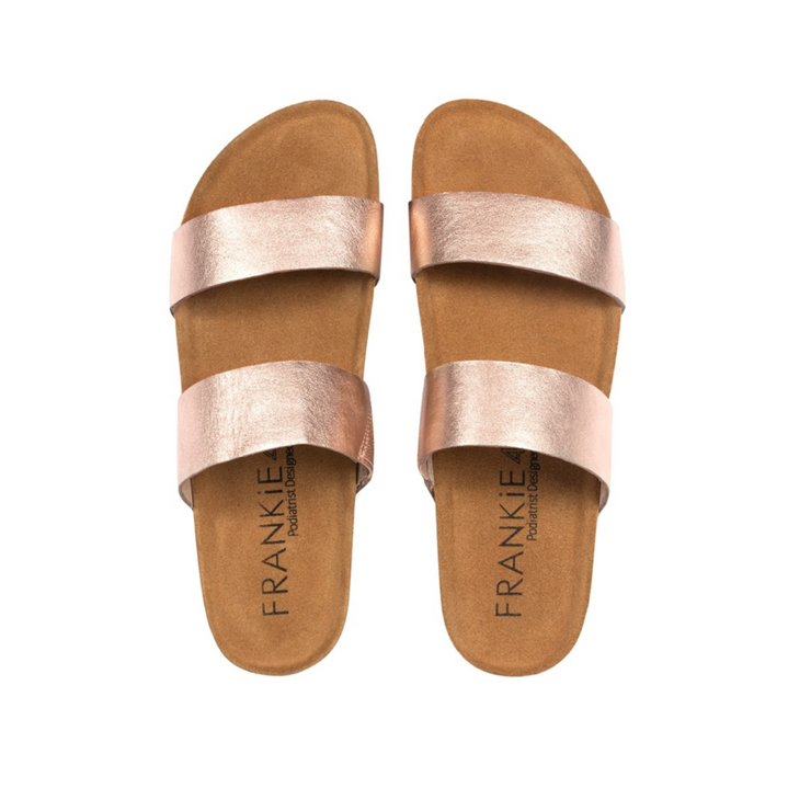FRANKiE4 MARIA ROSEGOLD - Collective Shoes