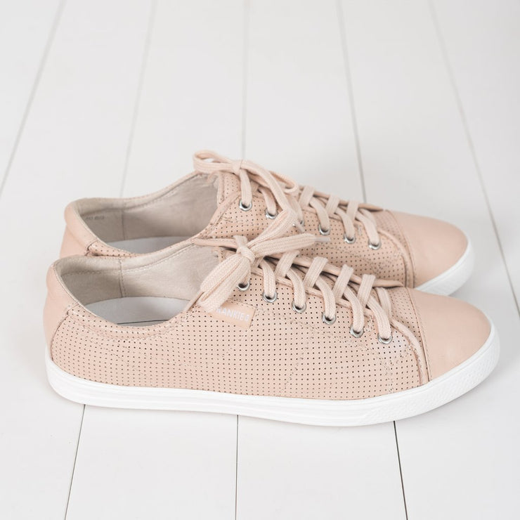 FRANKiE4 NAT BLUSH PUNCHED - Collective Shoes