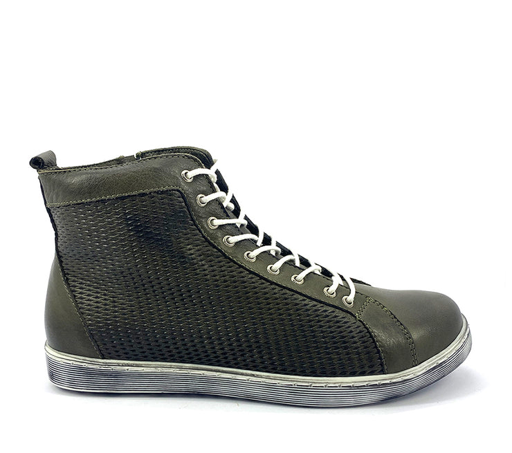 RILASSARE TABOO OLIVE - Collective Shoes