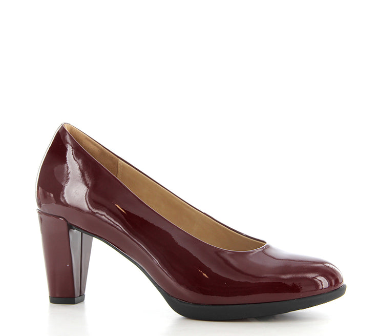 ZIERA TILLY PLUM PATENT - Collectiveoutlet