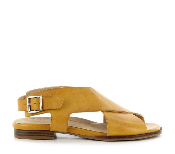 ZIERA TOSCA W MUSTARD - Collective Shoes