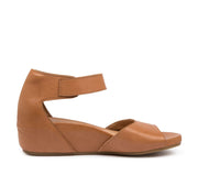 ZIERA MERRI W DARK TAN - Collectiveoutlet